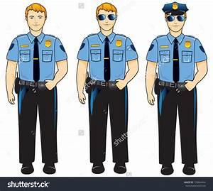 Police uniforms clipart - Clipground