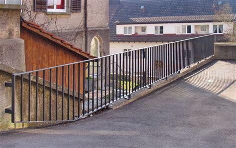 Auf Geländer by Gelaender Absturzsicherung Handlauf Garten Treppe Garage