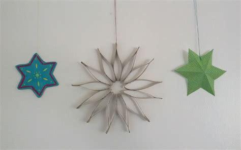 weihnachtssterne basteln anleitung sterne basteln 5 kreative anleitungen zu weihnachten