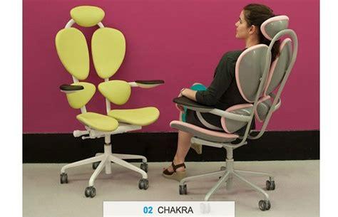 test de la chaise les chaises de bureau design plus 233 tonnantes et originales
