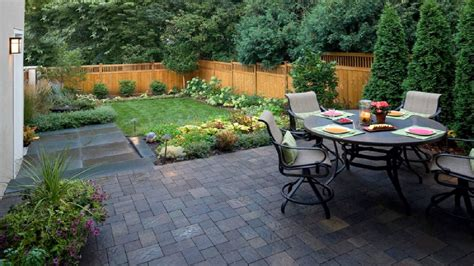 Backyard Ideas : Landscaping Ideas For Backyard-safe Home Inspiration