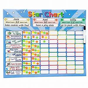 And Doug Magnetic Responsibility Chart The Best List Of Free Printable Chore Charts For Multiple