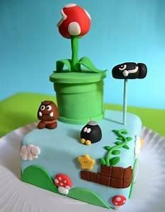 Top 10 Awesome Super Mario Cake Designs Slicontrol