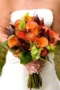 fall wedding flowers fall wedding flowers and bouquets sang maestro