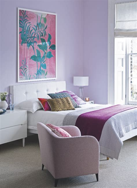 lilac bedroom color confidence in 2019