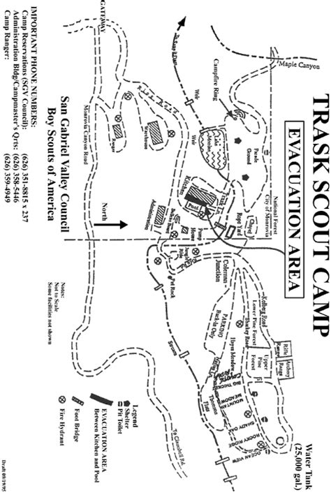 Site Map For Cub Scout Pack 414