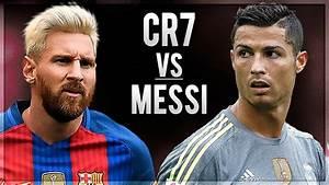 Lionel Messi vs Cristiano Ronaldo - The Ultimate Battle ...