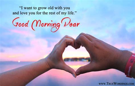 good morning love quotes  herhim morning love