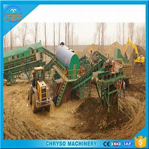 Automatic Waste Garbage Recycling Plant/solid Waste ...