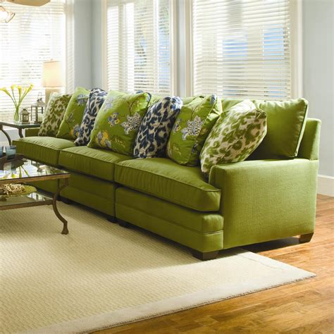 wide sectional couches wide sectional sofa by sam wolf and gardiner
