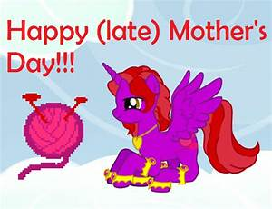 Happy (late) Mother's Day!!! by dippygamer64 on deviantART