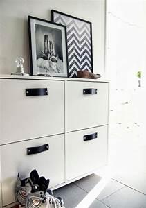 Ikea Hack Schuhschrank : hitta hem d i y l derhandtag ikea st ll schuhschrank ikea hacks pinterest ikea hack ~ Eleganceandgraceweddings.com Haus und Dekorationen