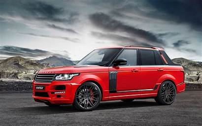 Rover Range Pickup Startech Wallpapers Land
