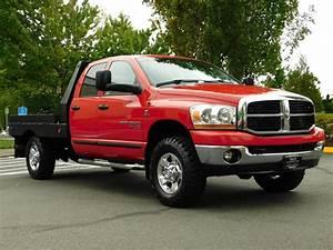 2006 Dodge Ram 2500 Slt Crew 4x4 5 9l Cummins Diesel 6