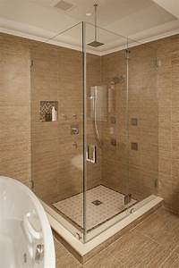 Duschtrennwand Bodengleiche Dusche : beleuchtung dusche lichtpaneel ~ Michelbontemps.com Haus und Dekorationen