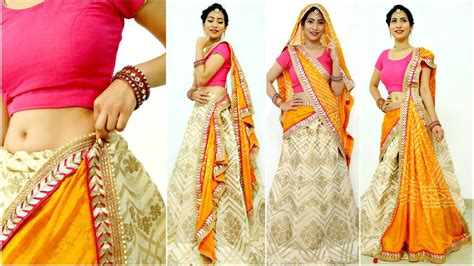 how to drape a lehenga dupatta 5 dupatta draping styles you must try how to wear