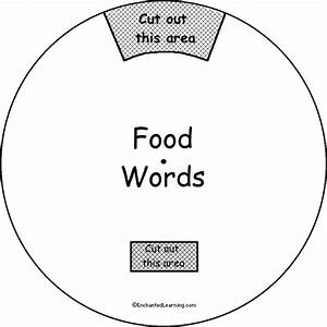 Learning wheel template pictures to pin on pinterest for Food wheel template