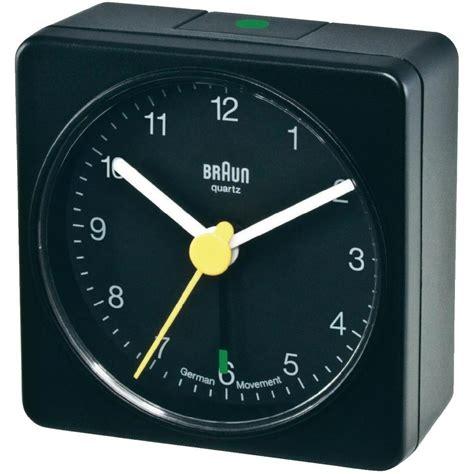 Braun Quarz Wecker quarz wecker braun 66000 schwarz alarmzeiten 1 auf conrad
