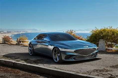 The Genesis X Concept Is a Stunning Look Into the Brand's ...