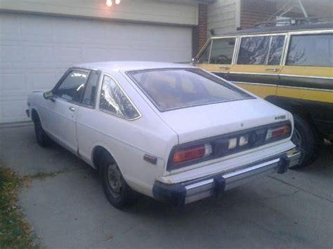 1980 Datsun B210 by 1980 Datsun B210 2 Door Hatchback Classic Datsun B210