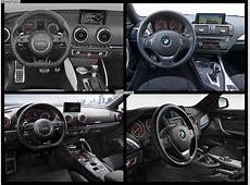 Audi RS3 2015 BMW M135i xDrive alternative with 367 hp