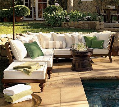 rustic outdoor sofa bali rustic teak sectional is excellently designed tevami Rustic Outdoor Sofa