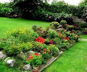 Blumen Für Steingarten : steingarten bepflanzung geranien holz blumenbeet rand garten pinterest blumenbeet r nder ~ Markanthonyermac.com Haus und Dekorationen