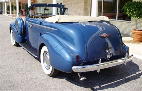 Buick Sarasota by 1940 Buick Century Convertible Sedan For Sale In Sarasota