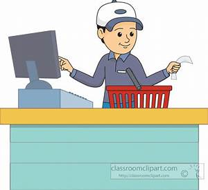 The gallery for --> Grocery Store Checkout Counter Clipart