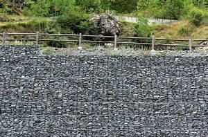 Comment Retenir La Terre Dans Une Pente : construire un mur de sout nement prix et travaux ~ Melissatoandfro.com Idées de Décoration