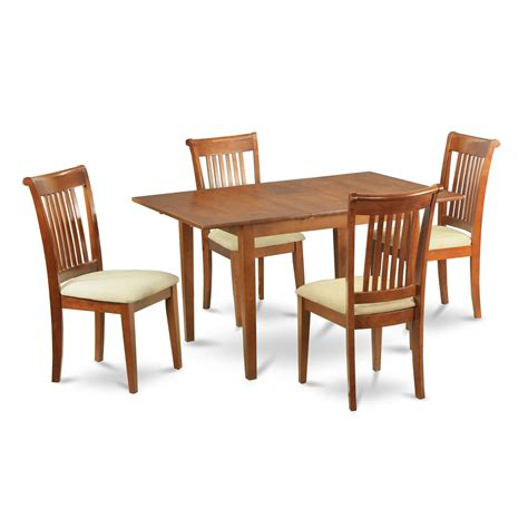 square table and chairs small dinette set design homesfeed
