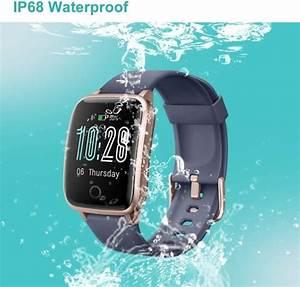 Review Willful 2020 Version Ip68 Waterproof Smart Watch