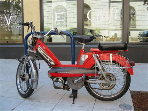 Peugeot Moped by Curbside Classic Motobecane Moped A Veteran Of The