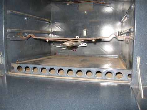 magic chef oven pilot light 1970 15 aristocrat lo liner trailers autos weblog