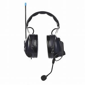 Casque De Protection Auditive : casque de protection auditive anti bruits avec talkie walkie int gr ~ Melissatoandfro.com Idées de Décoration