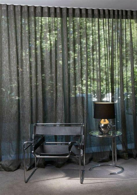 Gardinen Für Haustür by 1001 Ideen Und Beispiele F 252 R Moderne Vorh 228 Nge Und
