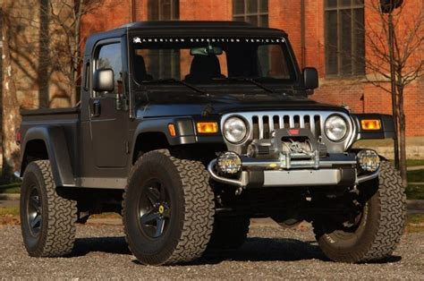 Diy  Ee  Jeep Ee   Pickup Conversion
