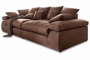 Big Sofa Microfaser : xxl bigsofa cabana sofas zum halben preis ~ Indierocktalk.com Haus und Dekorationen