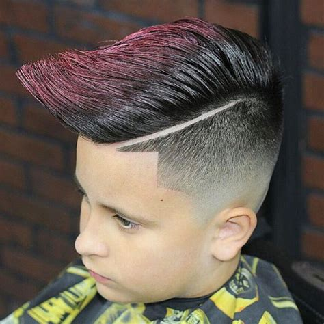 Hairstyles For Boy by 70 Popular Boy Haircuts Add Charm In 2019