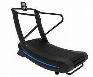China Commercial Curved Manual Treadmill With Better Price