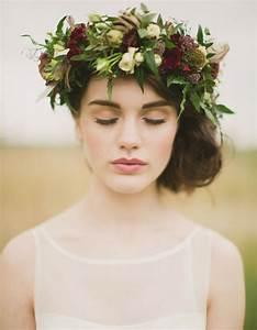 Fleurs Pour Mariage : des fleurs rouges dans les cheveux pour un mariage des ~ Dode.kayakingforconservation.com Idées de Décoration