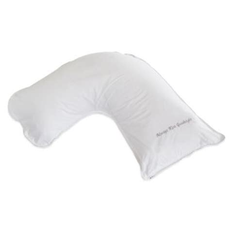 wamsutta comfort medium support buy bed pillows for side sleepers from bed bath beyond