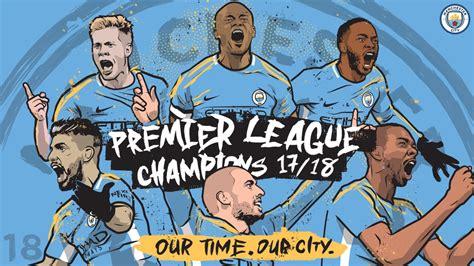 man city handed premier league title  man utd fall