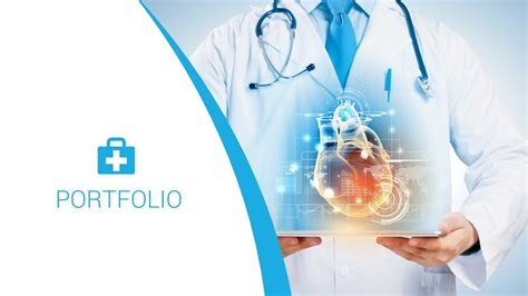 medical powerpoint template  pptx graphicriver