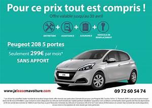 Lld Peugeot 208 : leasing tout compris archives je lease ma voiture ~ Maxctalentgroup.com Avis de Voitures
