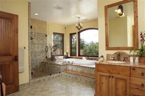 atherton residence mediterranean bathroom san