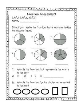 Fraction Quiz Grade 12  Fraction Worksheets Year 3 Worksheetsequivalent Fractions Pinterest
