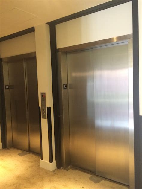 why are smoke curtains important for elevator doors
