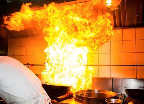 kitchen safety fire safety equipment dorset fire
