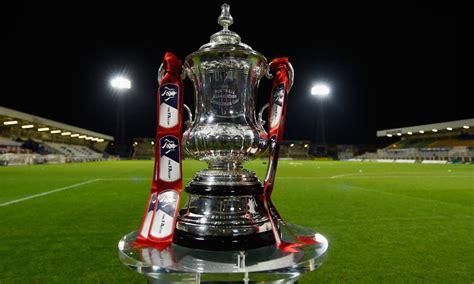 FA Cup Fourth Round Draw (Full Fixtures) | Naija News